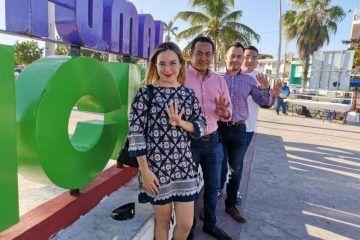 Surge aspirante incómodo en MORENA en Othón P. Blanco; Israel Escobedo