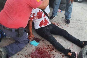 Doble ejecución en Chetumal a escasos metros de la policía estatal