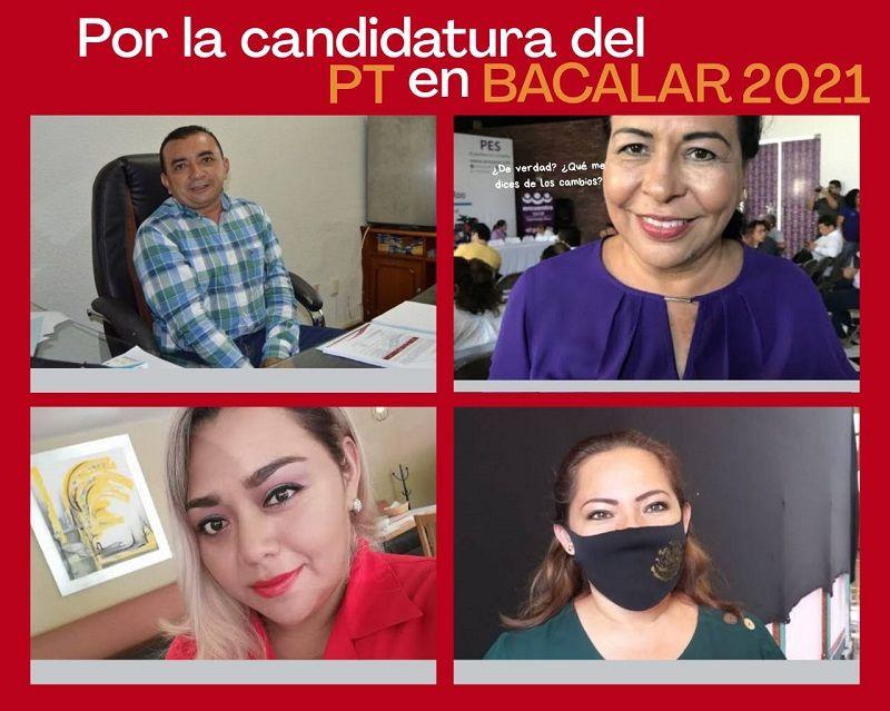 El PT va por Bacalar; buscan abanderar a candidato competitivo