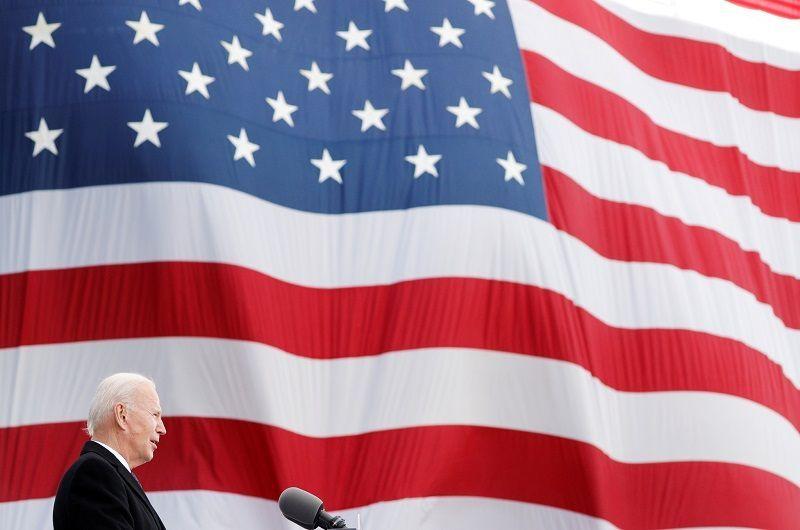 Asunción de Joe Biden 46 Presidente de Los Estados Unidos