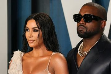 Kim Kardashian y Kanye West están discutiendo el divorcio