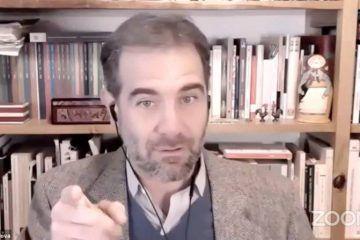 El 4 abril deberá suspenderse la transmisión íntegra de las «mañaneras»: Lorenzo Córdova