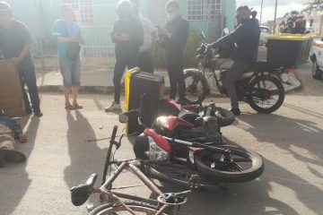 Regulación de moto repartidores es un asunto de máxima prioridad
