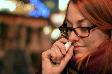 ¿Spray con Xilitol elimina el Covid-19 de la nariz?
